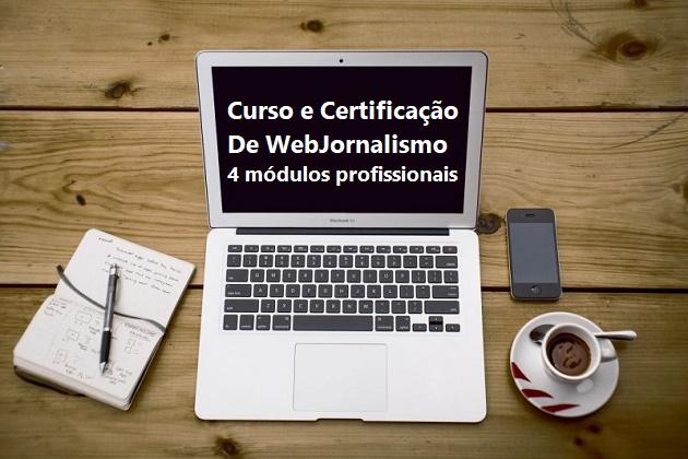 Certificação em Jornalismo Digital